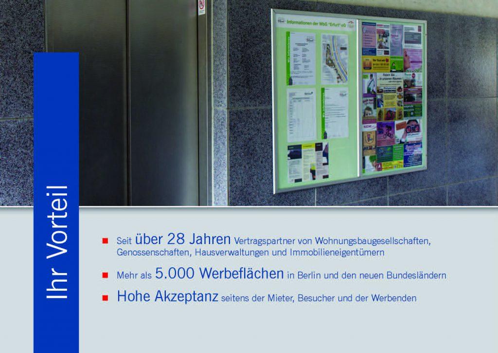 Isar Werbeflächen GmbH Infobroschüre Seite 2