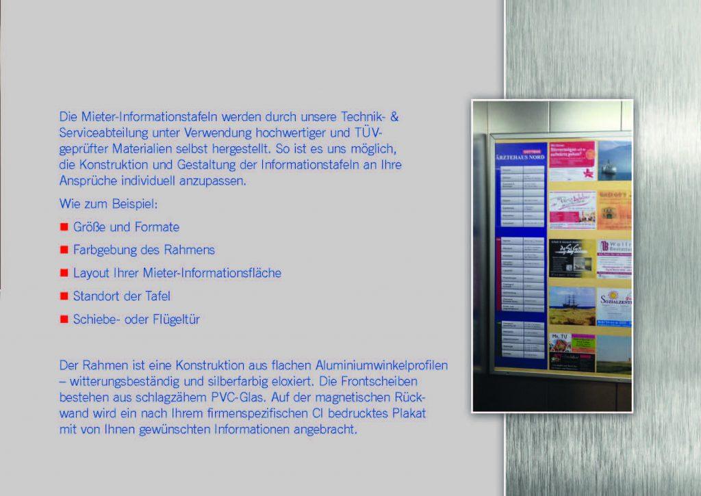 Isar Werbeflächen GmbH Infobroschüre Seite 5