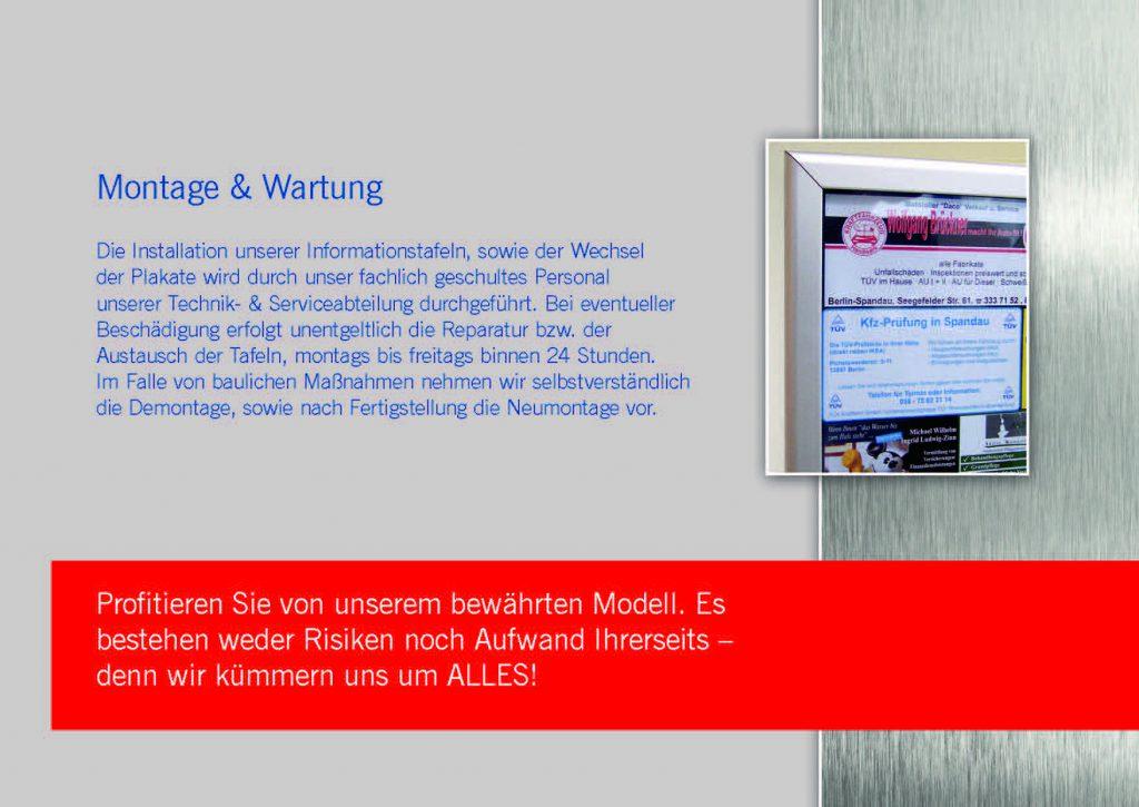 Isar Werbeflächen GmbH Infobroschüre Seite 7
